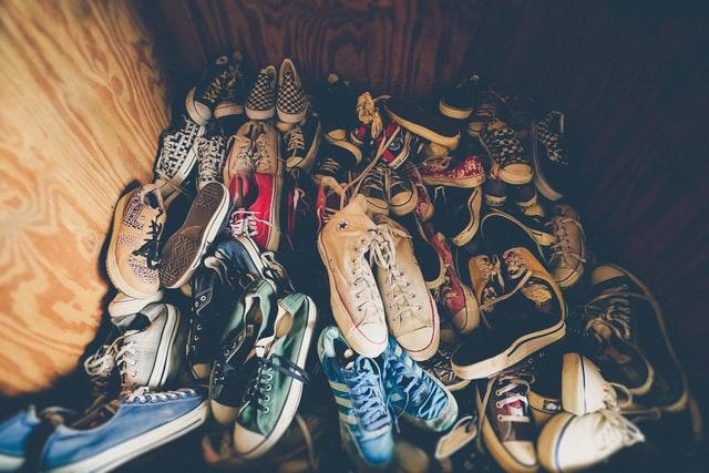 keuntungan memiliki sneakers