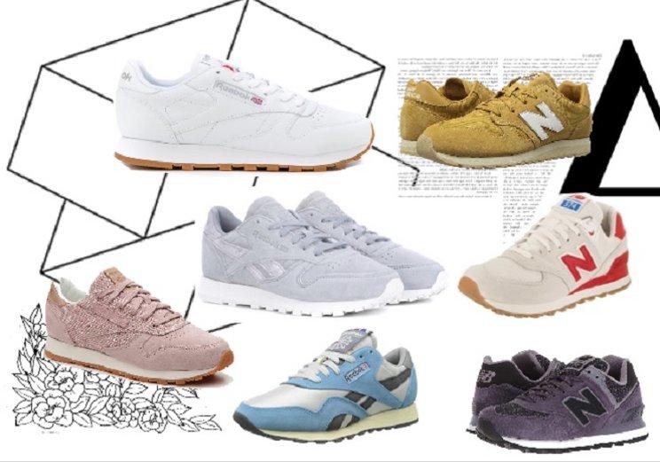 Tips Membeli Sneakers Wanita Yang Nyaman Dan Keren Digunakan