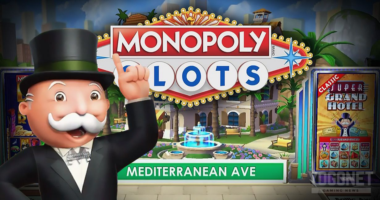 Review Game iPhone Monopoly Slots