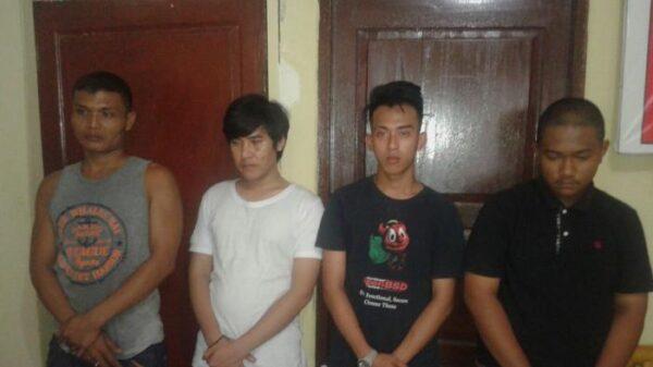 4 Remaja Ditangkap Saat Bermain Judi Online Di Situs PKV Games
