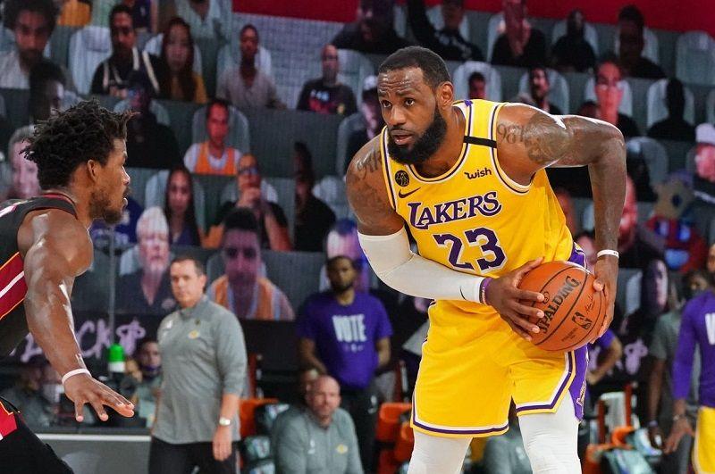 Menuju Final NBA 2021 Lawan Warriors atau Bucks Situs Judi Online Jagokan LA Lakers