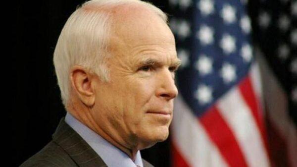 Senator John McCain Main Game Poker Karena Bosan Rapat Soal Suriah