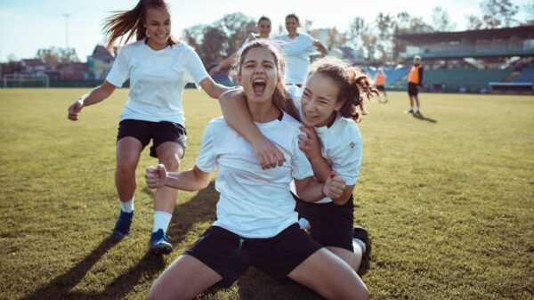 Health Benefits Of Playing Soccer